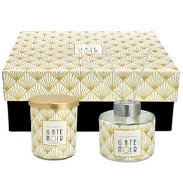 Green gate Candle & diffuser set Rose geranium