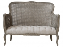 Chic Antique Fransk sofa