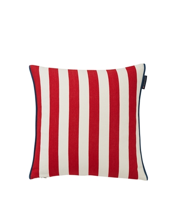 Lexington Red and White pillow