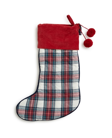 Lexington Holiday stocking, strømpe, rød