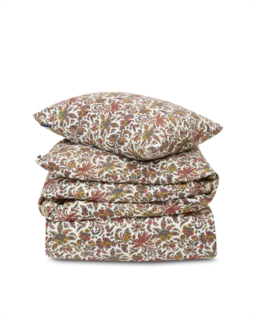 Multi	Printed Cotton Sateen Bed Set 140x200